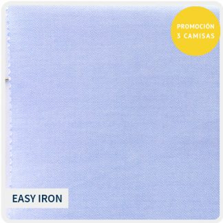 algodon easy iron azul 5161-12