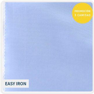 algodon easy iron azul claro 5161-04