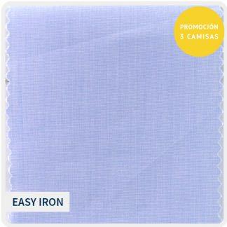 algodon easy iron fil fil azul 5162-01