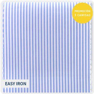 algodon easy iron raya candela fina 5162-03