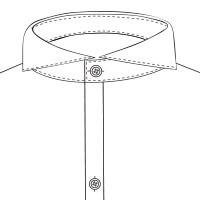 cuello cutaway info