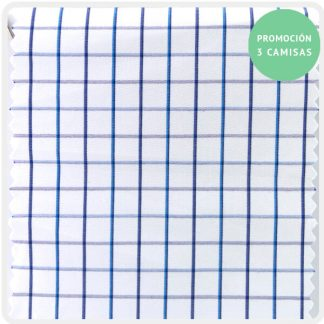 popelin cuadros azules 5103-01