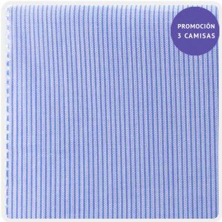 popelin rayas azul 5028-03